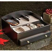 mens leather dresser valet vintage wood valet tray the well dressed gentleman
