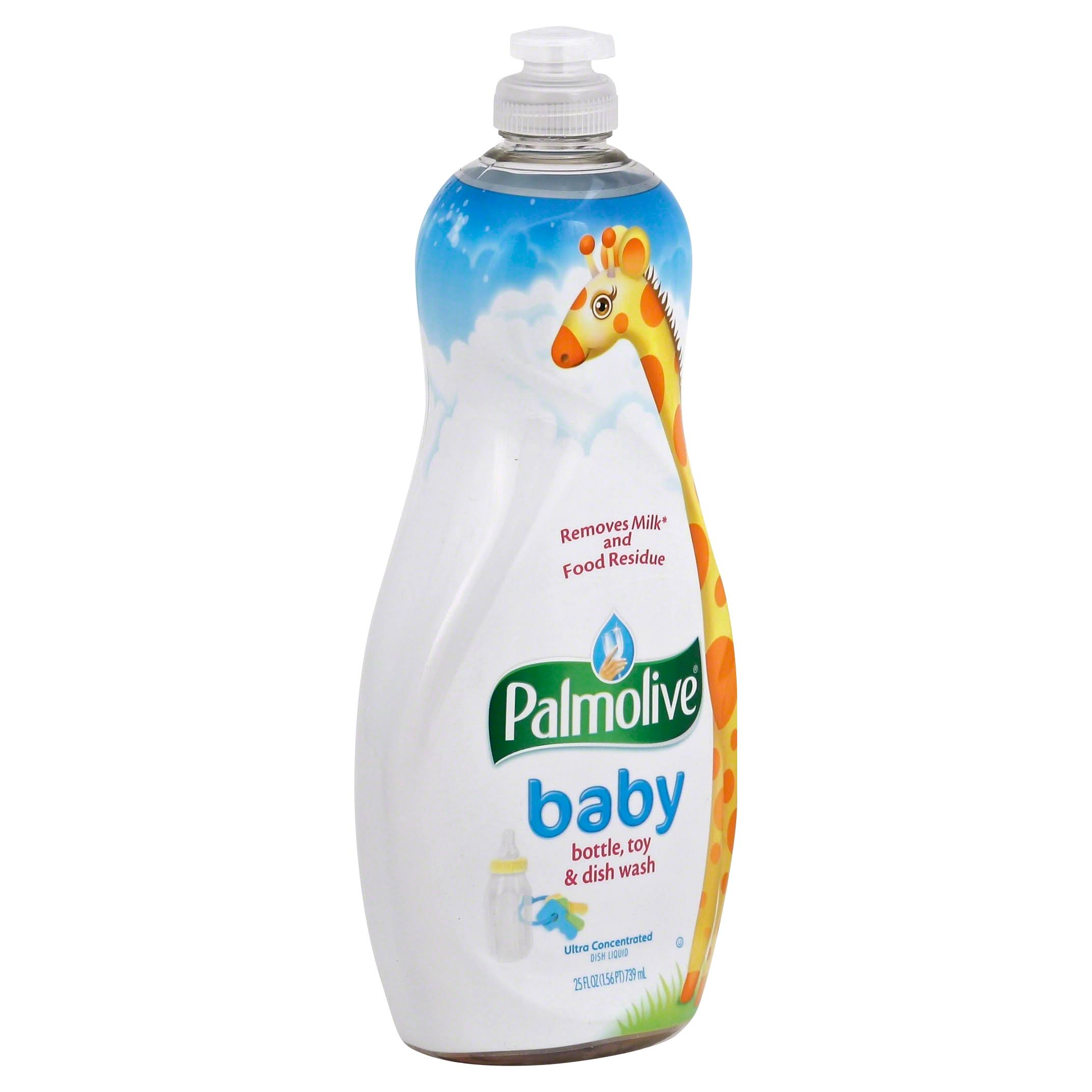 Palmolive Ultra Baby Bottle Toy and Dish Washing Liquid - 25oz
