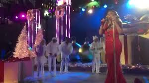 Rockefeller Center Christmas Tree Lighting 2014 Live by 2014 Live Mariah Carey Rockefeller Christmas Tree Lighting With