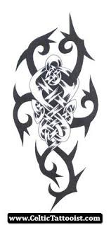Celtic Warrior Tattoos And Meanings 01