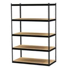 Gorilla Rack 5 Shelf 48 In X 24 72