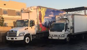 New E-Reefers Smart Move For LA Grocery Delivery - Fuel Smarts ... Refrigerated Bodies Trivan Truck Body Reefer Truck Available For Rent Qatar Living Reefer Units Stock Tsalvage1602reefer009 Xbodies 2018 Hino 268a Sale 1015 Daf Multitemperature 21 Pallets Refrigerated Trucks For Sale China Small Carrier With 2012 Intertional 4000 Series 4300 5131 2045ft Dry Vans Trailers From China 2011 Isuzu Npr Hd 579097 Trucks Mitsubishifuso Fe180 590805