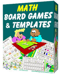 Math Board Games Image