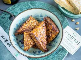 cuisiner le tempeh balsamic marinated tempeh a soscuisine recipe