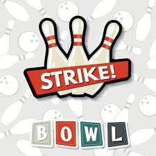 Royalty Free Bowling Strike Clip Art Vector