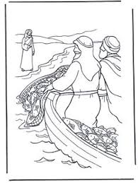 Jesus Near The Water Lots Of Bible Coloring Pages And Other Themes