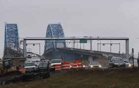 Grand Island Toll Booths About To Be Thing Of The Past – The Buffalo ... Why Are Nj Drivers Losing Some Ny Ezpass Discounts Njcom Traffic Always Goes In The Other Direction Kaleidoscope Eyes Cuomos Answer To Tappan Zee Problem Poses Another Question Wsj The New State Bridge Exit 12 Deborah Driving Over Tappan Zee Bridge York Youtube Tractor Truck Accident Industry Suppliers Build Safety Into Replacement On Twitter Tbt Demolishing Dumps Controversial Trucktoll Hike Fleet Owner October 2016 Page 2 I287 Cridor Arup