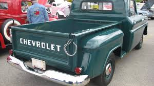 100 Chevy Truck 1970 Chevy C10 Stepside YouTube