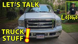 UPDATE! Our Ford F250 SEEMORE