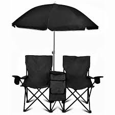 GoTeam Portable Double Folding Chair W/Removable Umbrella, Cooler ... Cheap Double Beach Chair With Cooler Find Folding Camp And With Removable Umbrella Oztrail Big Boy Camping Black Buy Online Futuramacoza Pnic W Table Fold Fan Back The 25 Best Chairs 2019 Choice Products Bag Bestchoiceproducts Portable Fniture Astonishing Costco For Mesmerizing Home Wumbrella Up Outdoor Set Chairumbrellatable Blue