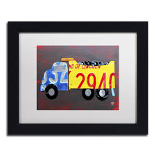 Shop Design Turnpike 'Dump Truck' White Matte, Black Framed Canvas ... Cartoon Fire Truck New Wall Art Lovely Fire Truck Wall Art Mural For Boys Rooms Gavins Room Room Dump Decor Dumper Print Cstruction Kids Bedrooms Nurseries Di Lewis Nursery Trucks Prints Smw267c Custom Metal 1957 Classic Chevy Sunriver Works Ford Fine America Ben Franklin Crafts And Frame Shop Make Your Own Vintage Smw363 Car 1940 Personalized Stupell Industries Christmas Tree Lane Red Zulily Design Running Stickers For Vinyl