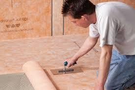 Durock Tile Membrane Canada by Schluter Kerdi Waterproofing Kerdi Membranes Schluter Com