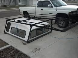 100 Truck Pipe Rack Best Camper Shell And Can Be Put On Together Or