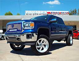 Custom Lifted Trucks For Sale In Houston Lovely Lifted Gmc Trucks ...