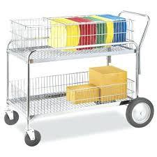 Uline Carts Shopping Mail Cart H 1200
