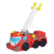 Transformers | Rescue Bots Elite Heatwave