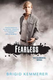 Fearless An Elemental Novella By Brigid Kemmerer