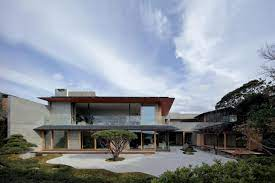 104 Japanese Modern House Plans Culture Influences Design In Scenic Kamakura Wallpaper