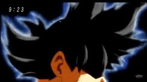 Kick To Goku He Was Knocked Out Of Blue And Seemingly Defeated That Until Kefla Announced Would Be Eliminated Then Ultra Instinct Kicked In