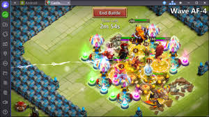 Pumpkin Duke Castle Clash Hack by Castle Clash F2p Af5 Victory Youtube