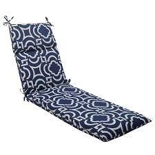 Amazon Prime Patio Chair Cushions by Amazon Com Pillow Perfect Indoor Outdoor Carmody Chaise Lounge