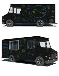 100 Truck Designs Elyssa VanBenschoten Satisfy Hunger Logo And Design