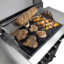 Mainstays Patio Heater Wont Stay Lit by Grillsmith Executive Series 5 Burner Premium Gas Grill Walmart Com