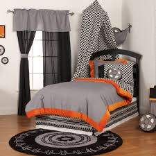 Checkered Flag Bedroom Curtains by Grace Place Teyo U0027s Tires Bedding Collection