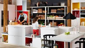 ikea installation cuisine installer un îlot central dans ma cuisine les conseils d ikea