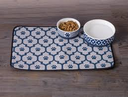 Absorbent Pet Food Mat