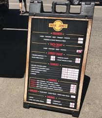 Food Truck Menu - Yelp