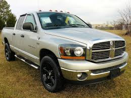 Cheap Trucks For Sale, 2006 Dodge Ram 1500 4WD HEMI V8 DX30347B ...