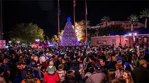 Tumbleweed Christmas Trees by Chandler U0027s Tumbleweed Tree Lights Up The Night Arizona U0027s Family