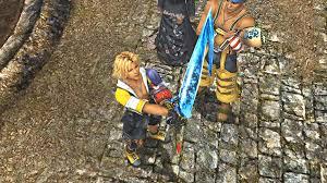 Final Fantasy X Remaster Light Curtain by Brotherhood Weapon Final Fantasy Wiki Fandom Powered By Wikia