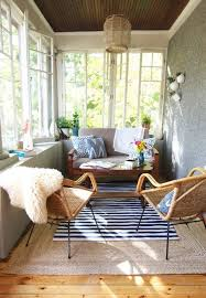 7 Steps To A Fantastic Front Porch Small SunroomSmall