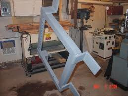 Cabinet Table Saw Mobile Base by Cm Oliver Woodworking And Design Springfield Illinois Machinery