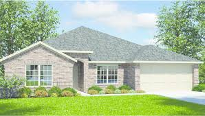 100 Crocket Architecture Plan Richmond TX 77407 3 Bed 2 Bath SingleFamily