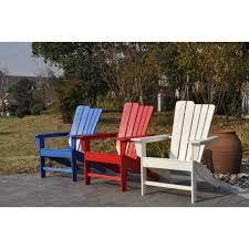 panama jack blue outdoor adirondack chair and ottoman set pjo 4001