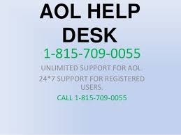 aol email support call 1 815 709 0055