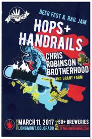 Hops Handrails Beer Fest & Rail Jam Longmont CO — Boulder Beer