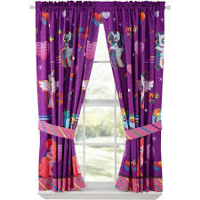 bedroom colorful blackout curtains panel blinds walmart blackout