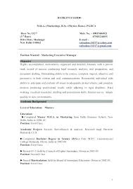 Resume Free Samples Cover Letter Barista Resumes Sample In Examples 12