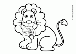 National Geographic Coloring Pages Printable Jungle Picture Page Pdf Animal