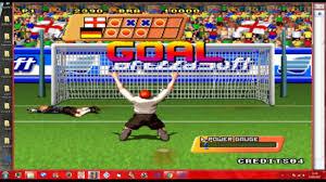 Mortal Kombat Arcade Machine Uk by Evolution Soccer 2001 Arcade The 1st Mame 188 Uk Arcade Youtube