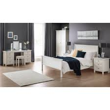 Avena Double Bed Bedroom Furniture On Rent Fabrento