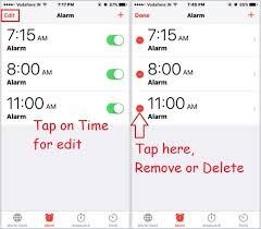 How to Change Alarm Sound on iPhone X 8 Plus 7 Plus 6S plus iOS 11