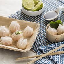 cuisine asiatique vapeur hacao aux crevette bouchées vapeur auchan traiteur