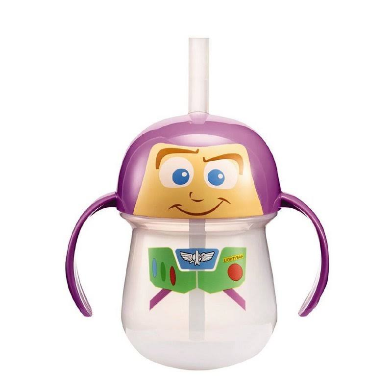 The First Years Toy Story Buzz Lightyear Straw Trainer Cup - 1.0 EA