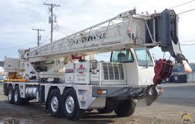 100 Truck Crane Terex T 560 60ton Telescopic For Sale Material