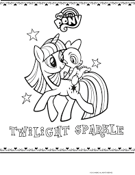 My Little Pony Twilight Sparkle Drawing At GetDrawingscom Free